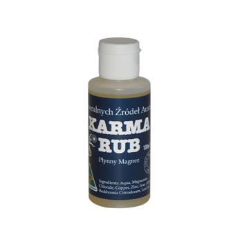 KARMA RUB - naturalny płynny magnez (100 ml)