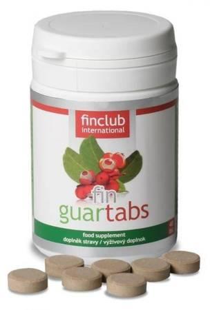 Guartabs  - przeciwko zmęczeniu i przy niskim ciśnieniu krwi