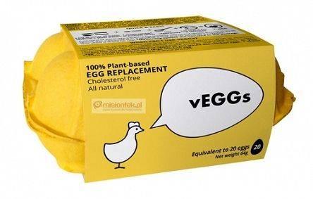 Roślinny zamiennik jajek vEGGs