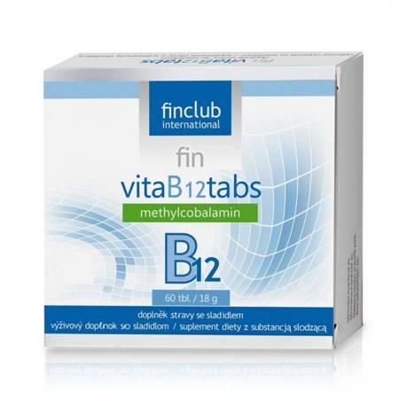 VitaB12tabs tabletki podjęzykowe
